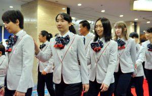 前回金メダルのゴールボール女子日本代表