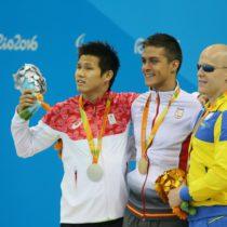 水泳のエース木村敬一、4日連続のメダルで意地