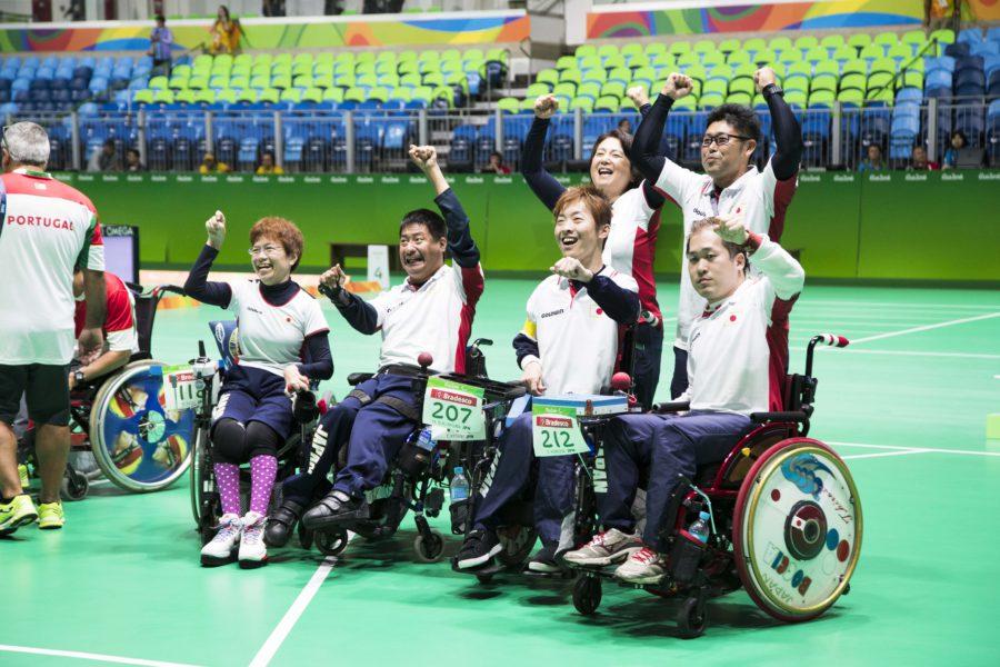 抜群のチームワークで掴んだ快挙、ボッチャ日本代表がチーム戦で史上初の銀メダル